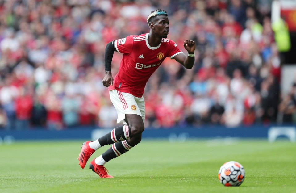 Paul Pogba is on course for 152 assists in the Premier League this season…