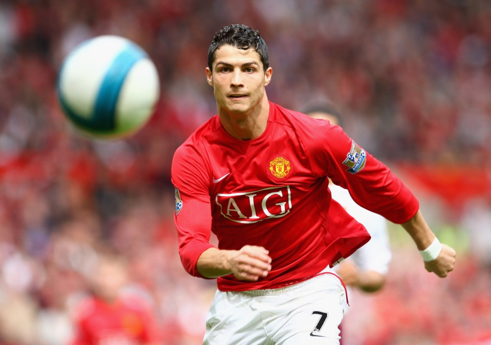 Ronaldo is once again a Man United player