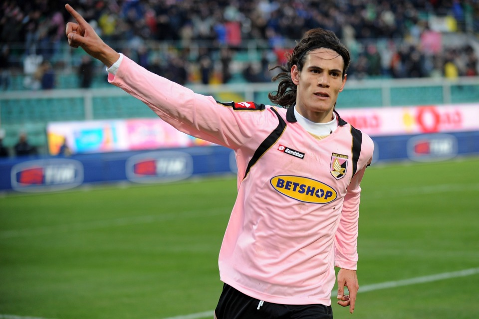 Cavani's movement has been remarked upon for years