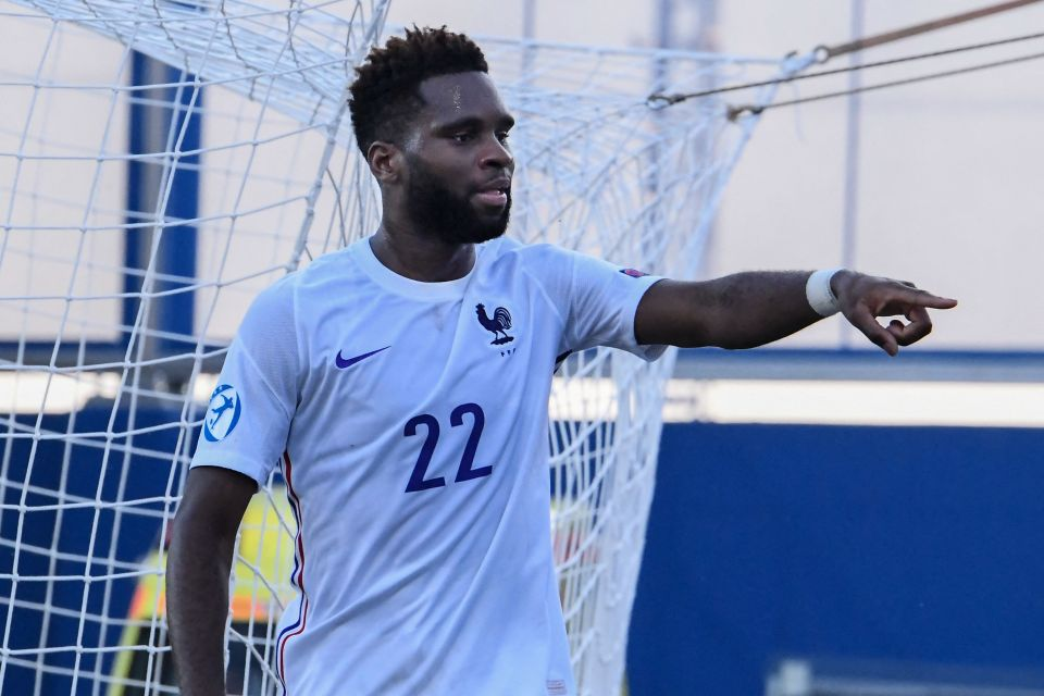 Edouard scored for fun when representing France's youth teams