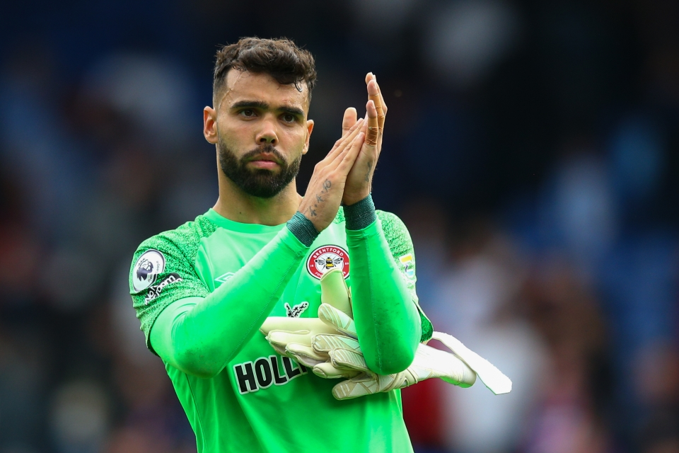 Raya has kept two clean sheets in three appearances