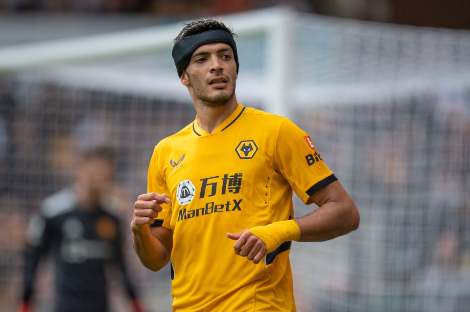 Jimenez is waiting for his first goal this season