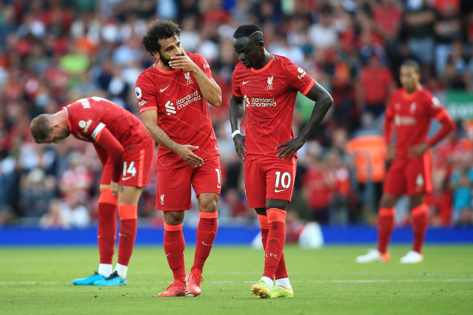 Mane and Salah could have had a brace each against Leeds