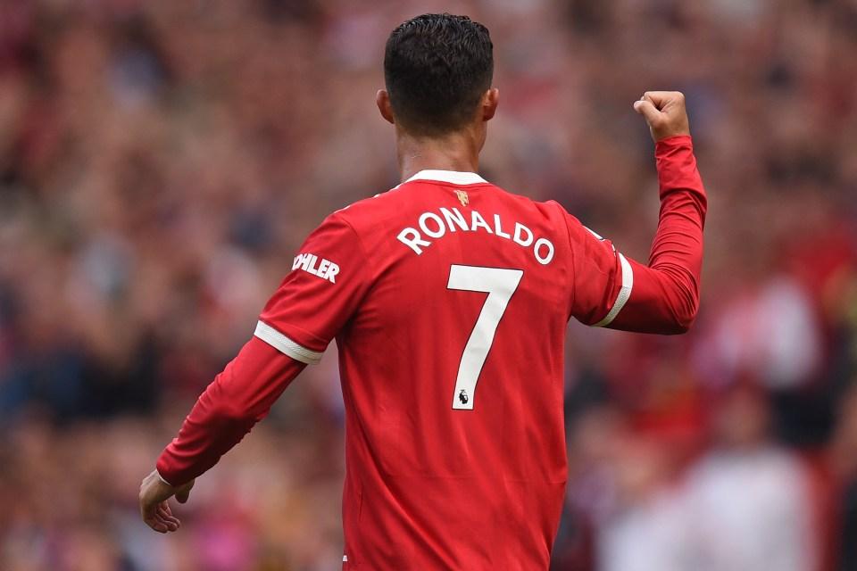Ronaldo has won the Champions League five times