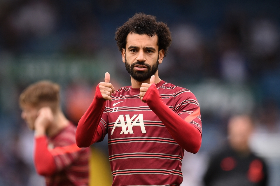 Salah needs three points in the Champions League this evening to become the joint-top points scorer in Dream Team