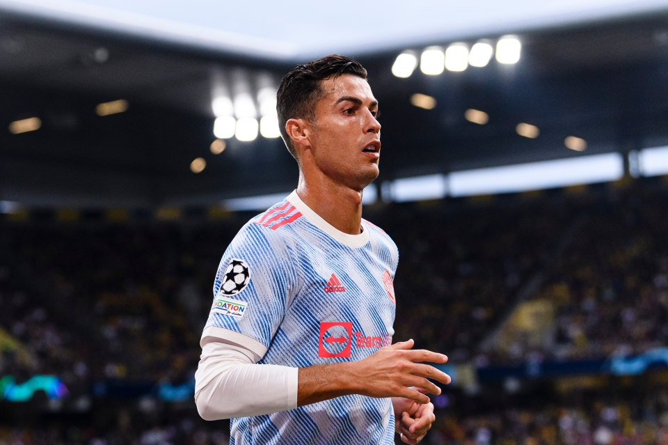 Ronaldo has raced 26 points after just two outings