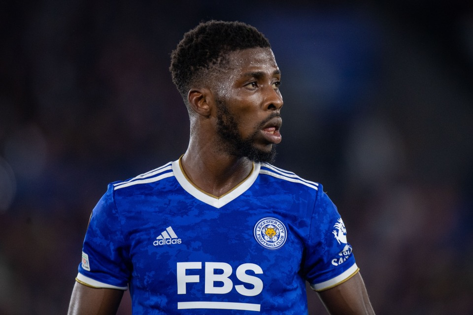 Iheanacho hasn't started a Premier League game yet in 2021/22