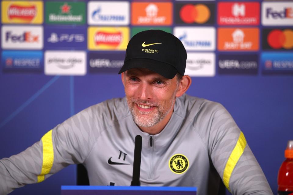 Tuchel has done a great job since being appointed Chelsea boss