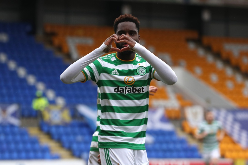 Celtic fans will be interested to see how Edouard gets on in the Premier League