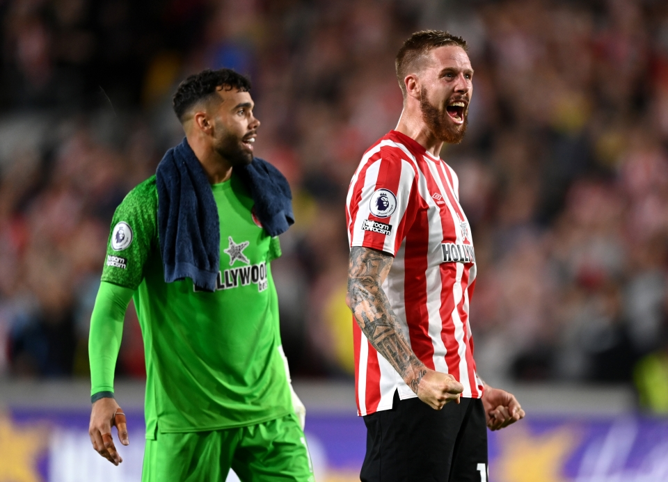 Brentford have more than held their own in the Premier League so far