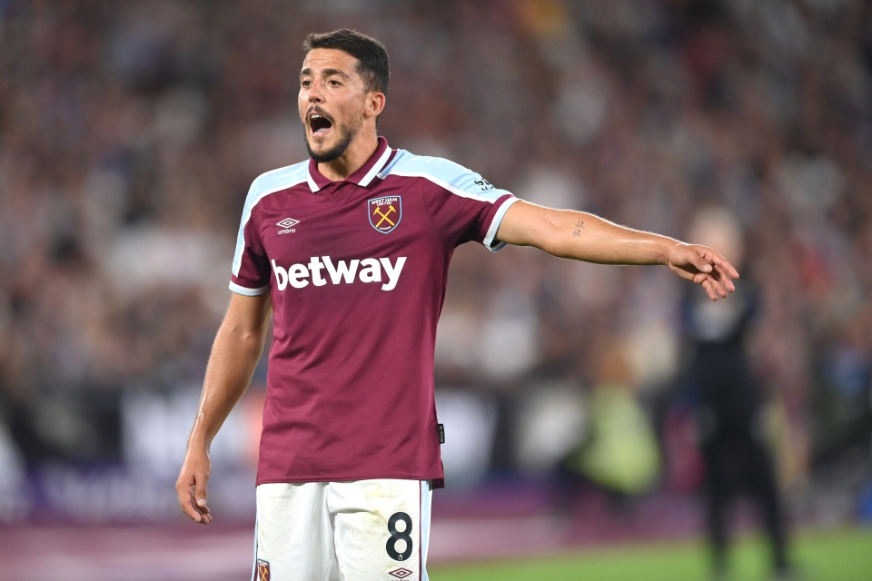 West Ham players have enjoyed themselves so far this season