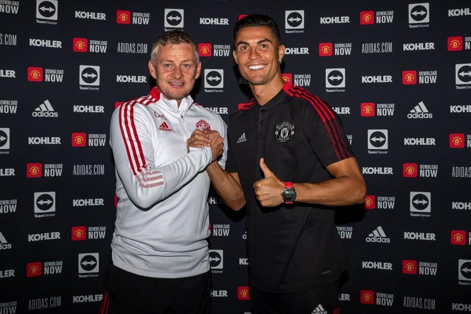Will Ronaldo start on the bench this Saturday?