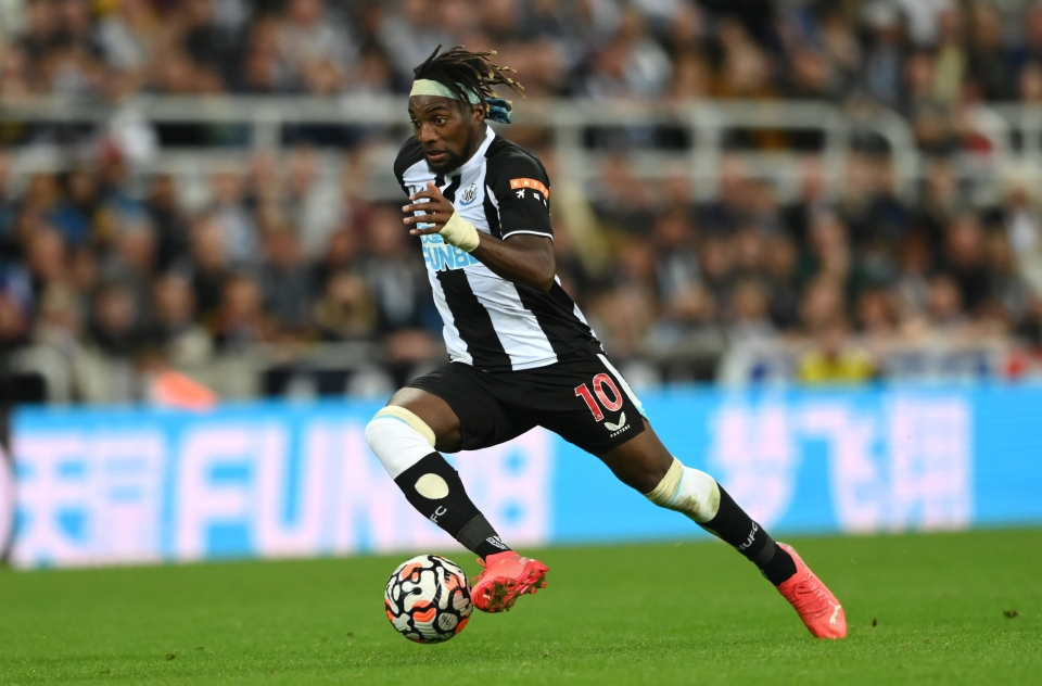 Season ticket holders at St James' Park can rely on Saint-Maximin providing some entertainment if nothing else