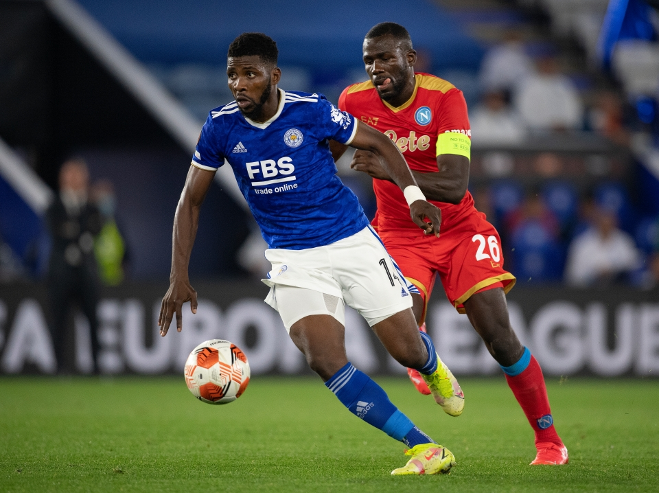 Iheanacho will continue to get chances to impress in the Europa League