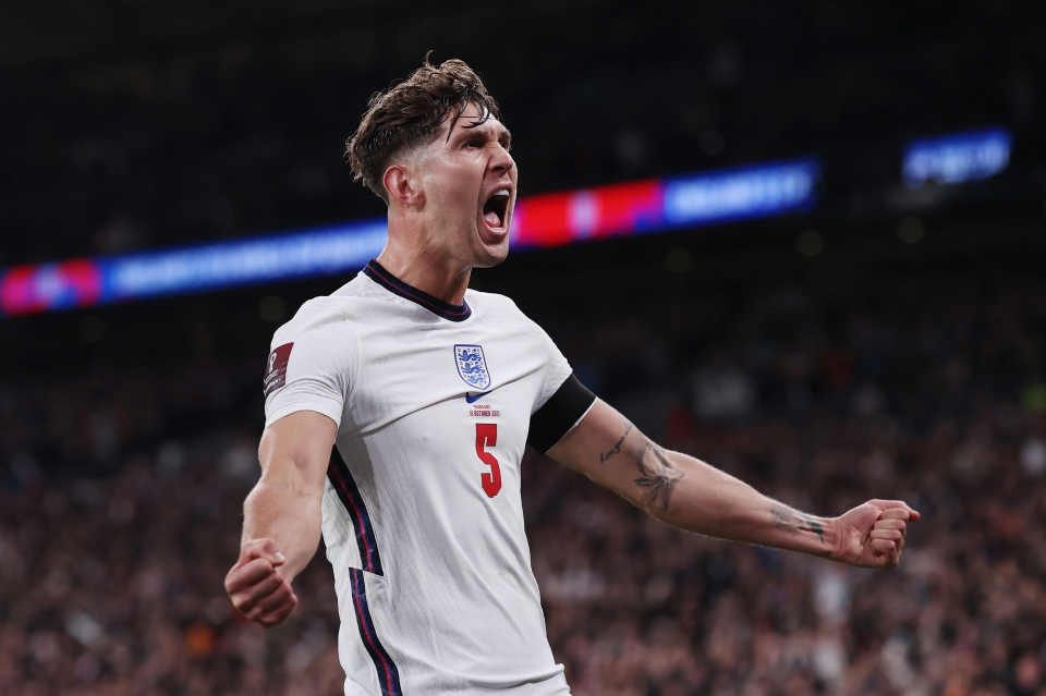 Stones has been a key player for England under Gareth Southgate