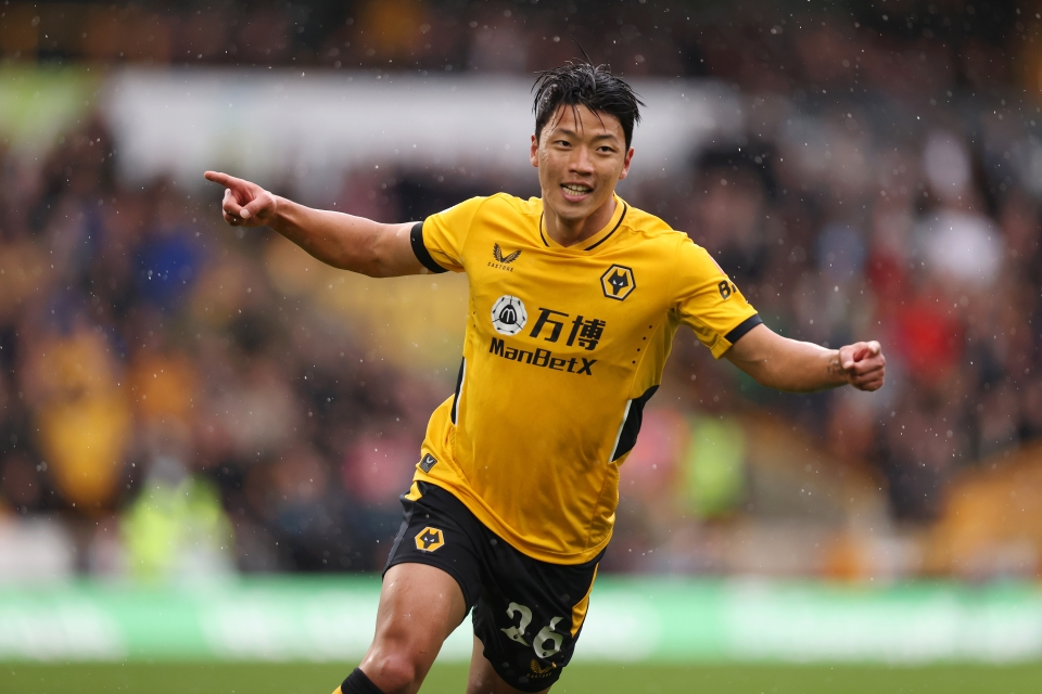 Hwang is the perfect man for Wolves right now